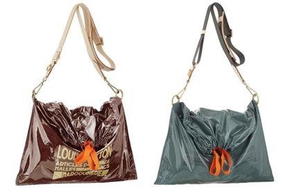 Louis Vuitton Glams-up Garbage  af647ea82533a